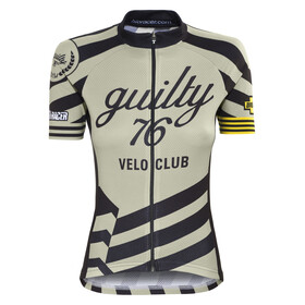 guilty 76 racing Velo Club Pro Komplet Kobiety szary